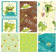 Frogland Friends
