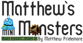 Matthew's Mini Monsters