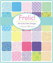 Frolic - Moda Fabric