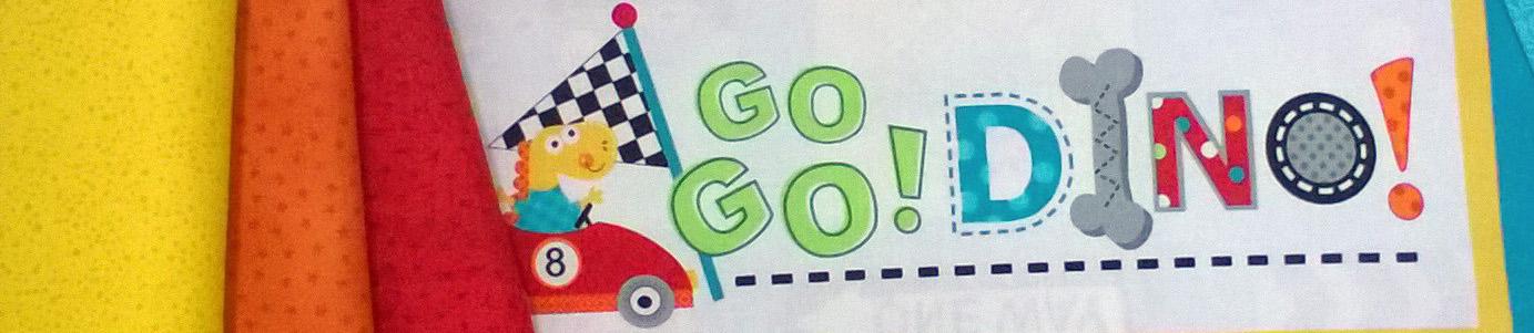 Go Go Dino